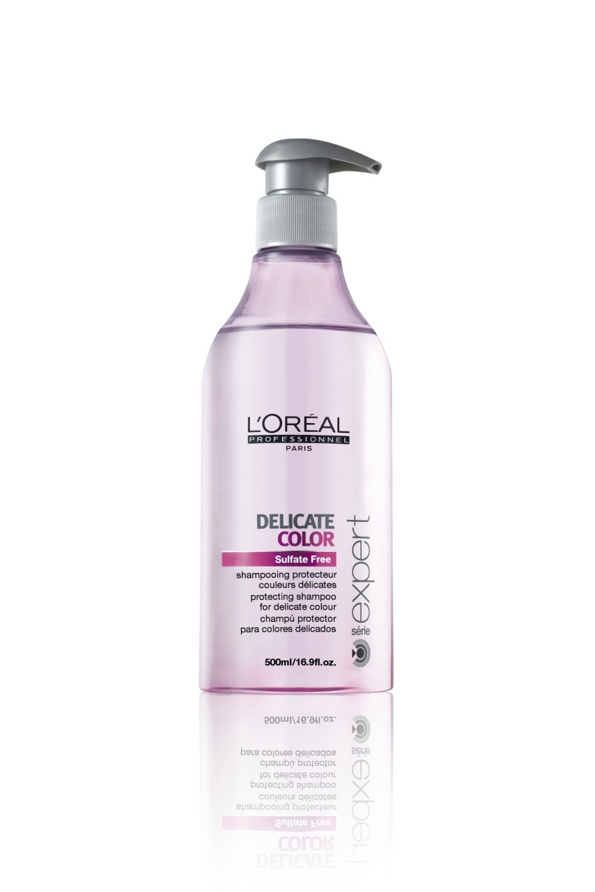 Champu Delicate Color 500 Ml L´Oréal