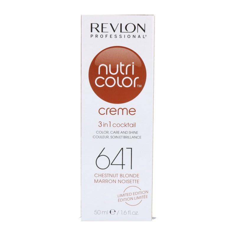 Nutri Color Creme Revlon nº641 Rubio Marrón 50ml