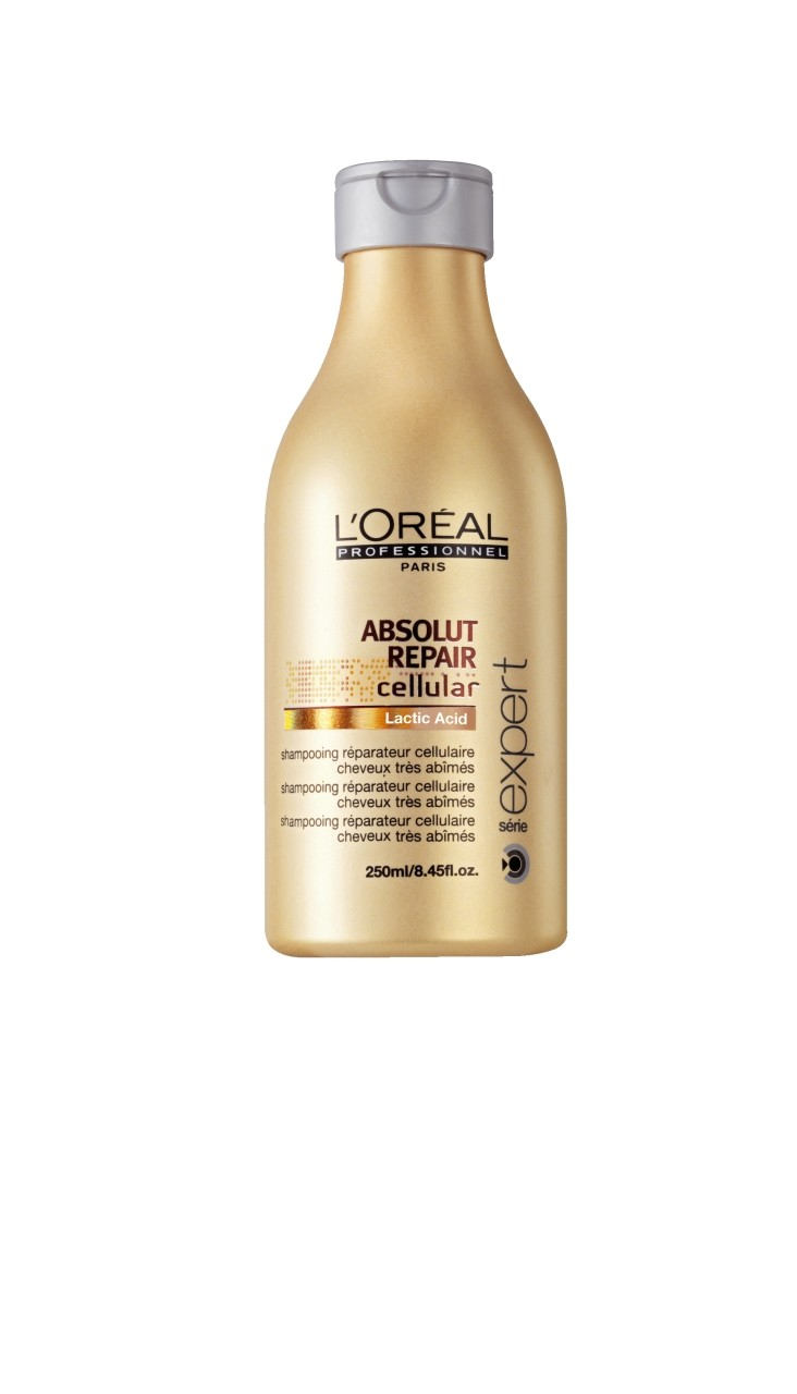 Champu Absolut Repair gold quinoa 300 Ml L´Oréal