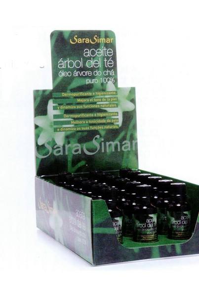 Aceite del árbol del té 30ml