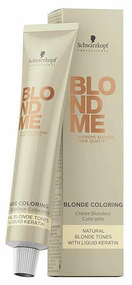 Coloracion hielo para cabellos rubios