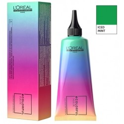 Coloracion directa Colorful Hair L'Oreal 90ml Iced Mint