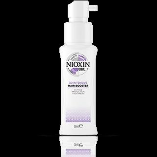 Tratamiento para el cuidado específico de la densidad del cabello Nioxin 3D Intensive Hair Booster Cuticle Protection 50ml