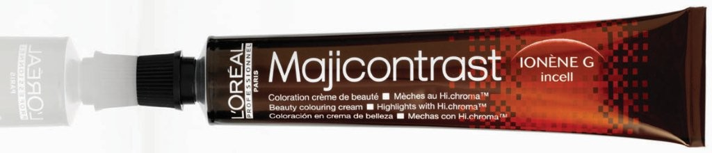 Tinte Majicontrast Abs. Rouge 50 Tubo 50 Ml L´Oréal