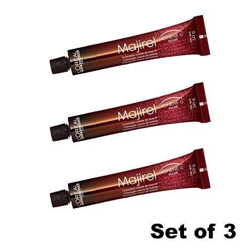 pack 3 tintes majirel nº6