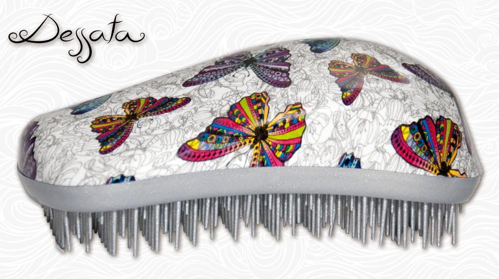 cepillo dessata mariposas