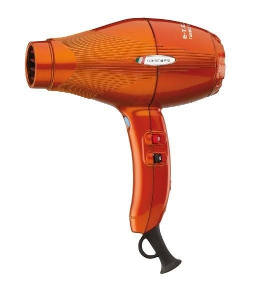 secador gammapiu light etc naranja