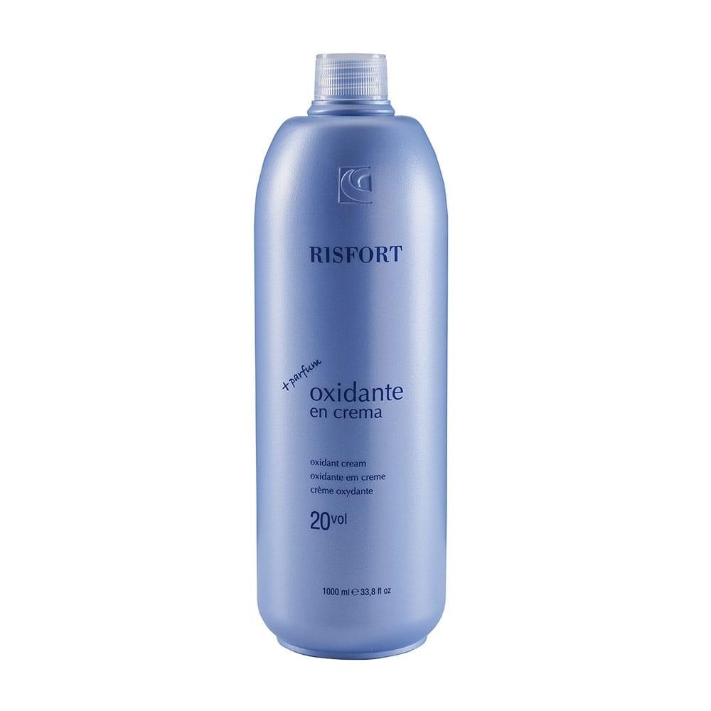 agua oxigenada en crema 20v 1L ris fort