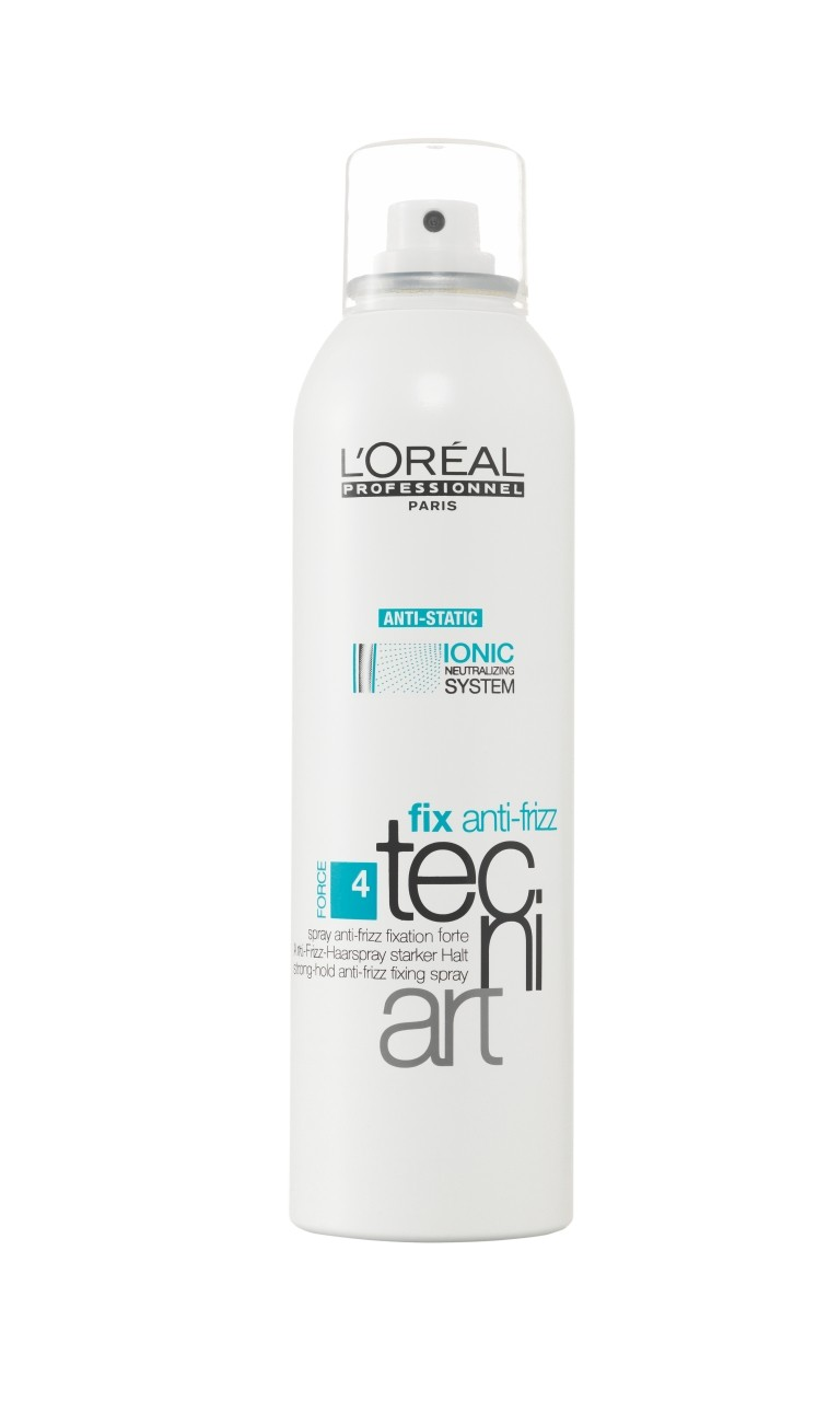 Fix Anti-Frizz L´Oréal Spray 250 Ml Tecni.Art