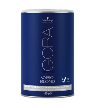 Polvo decolorante Schwarzkopf Igora Vario Blond Extra Power