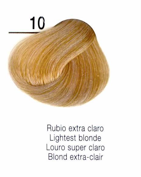 TINTE EN CREMA RISFORT COLOR RUBIO EXTRA CLARO