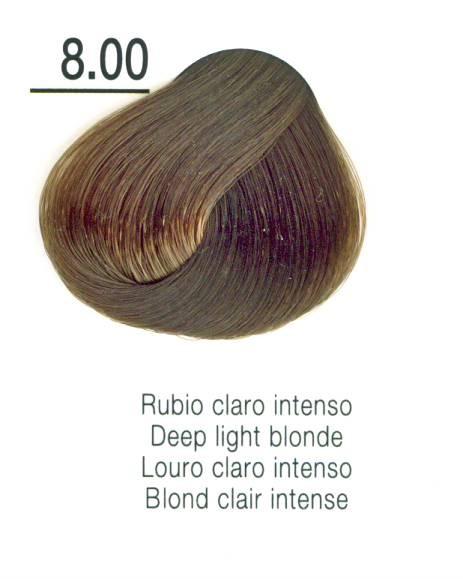 TINTE EN CREMA RISFORT COLOR RUBIO CLARO INTENSO