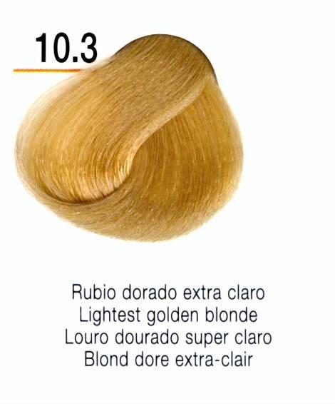 TINTE EN CREMA RISFORT COLOR RUBIO DORADO EXTRA CLARO