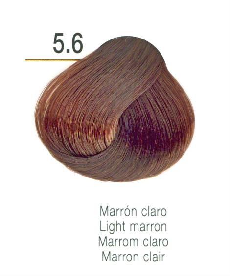 TINTE EN CREMA RISFORT COLOR MARRON CLARO
