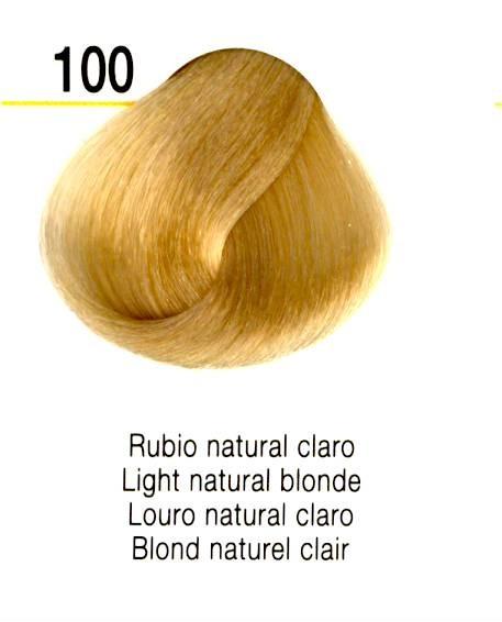 TINTE EN CREMA RISFORT COLOR RUBIO NATURAL CLARO