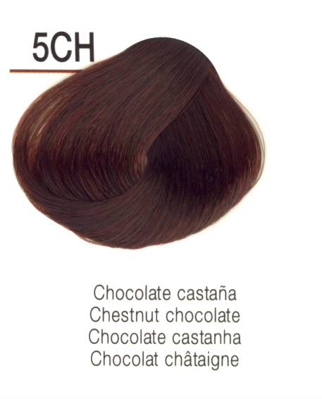 TINTE EN CREMA RISFORT COLOR CHOCOLATE CASTA
