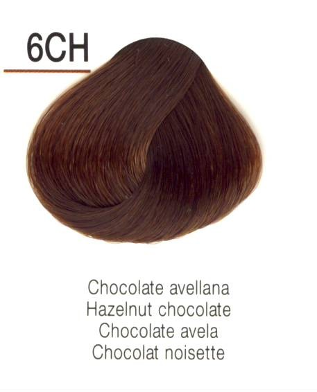 TINTE EN CREMA RISFORT COLOR CHOCOLATE AVELLANA