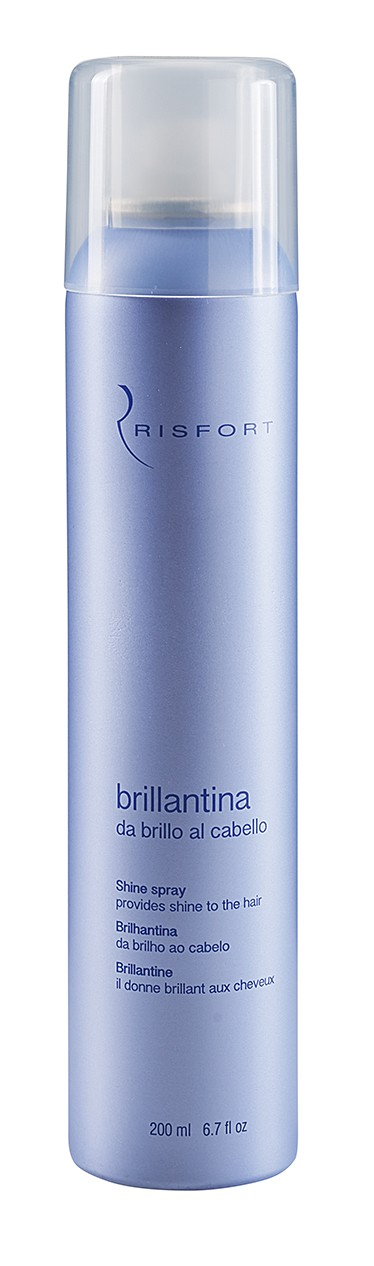 Brillantina spray Ris Fort