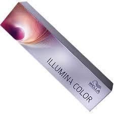 Tinte Wella Illumina Color Nº 7/81