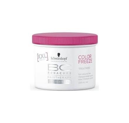 Tratamiento cabellos coloreados