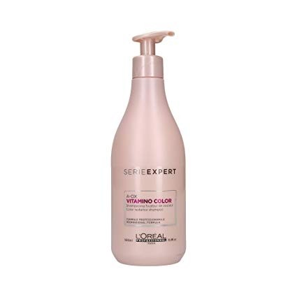 champu vitamino color 500ml loreal