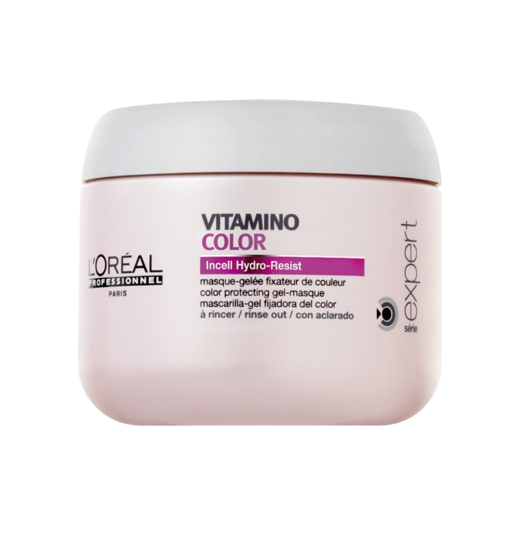 Mascarilla Gel Vitamino Color Tarro 500 Ml L´Oréal