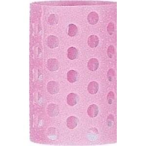 bucles translucidos rosa 6