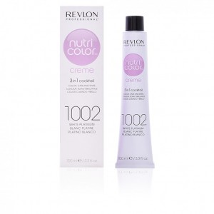 Nutri Color Creme Revlon nº1002 Platino Blanco 50ml