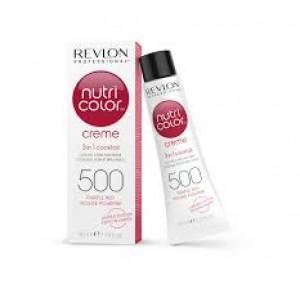 Nutri Color Creme Revlon nº500 Rojo Púrpura 50ml