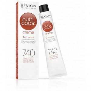 Nutri Color Creme Revlon nº740 Cobre Claro 50ml