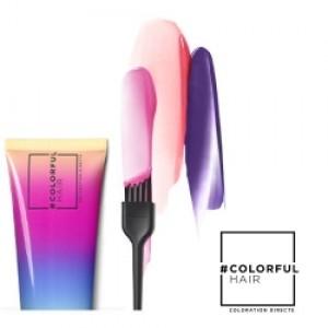 Coloracion directa Colorful Hair L'Oreal 90ml Crystal Clear
