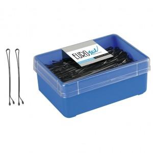 caja 200 clips negros medianos