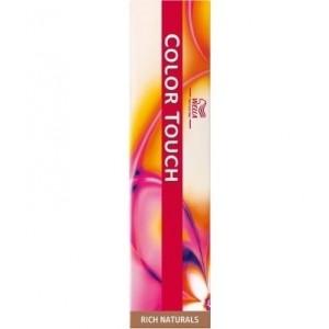tinte wella color touch 8/81
