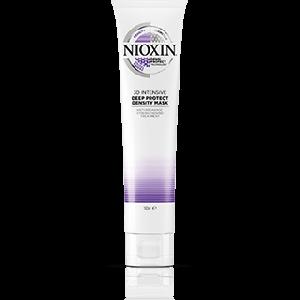 Mascarilla para el cabello Nioxin 3D Intensive Deep Protect Density Mask para un cuidado específico 150ml