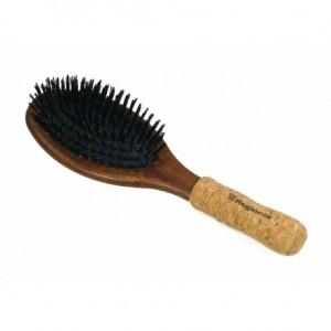 cepillo oval cork cerda reforzada