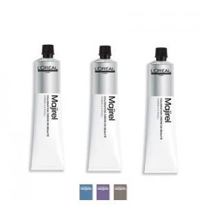 Pack 3 tintes Majirel tubo 50ml L'Oréal Nº6.0
