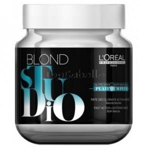 Decolorante Blond Studio Platinium Plus 500 Gr L´Oréal