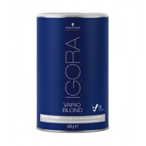Polvo decolorante Schwarzkopf Igora Vario Blond Extra Power