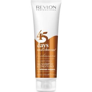 Champú 45 Days Revlon Intense Coppers 275ml