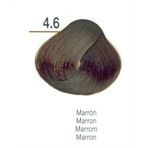 TINTE EN CREMA RISFORT COLOR MARRON