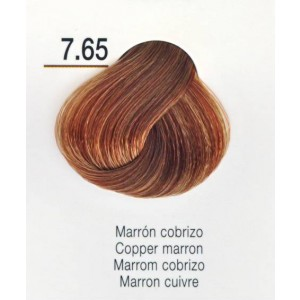 TINTE EN CREMA RISFORT COLOR MARRON COBRIZO