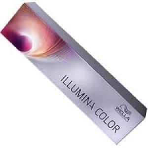 Tinte Wella Illumina Color Nº 6/19