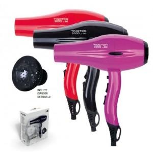 Secador Twister 3900 Asuer 2.200W - Fucsia