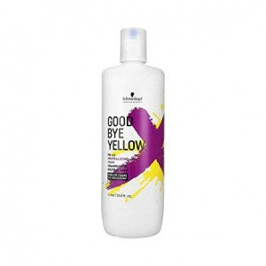 Champú sin Sulfatos Goodbye Yellow Schwarzkopf 1L