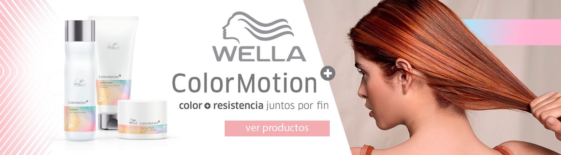 Color motion de Wella