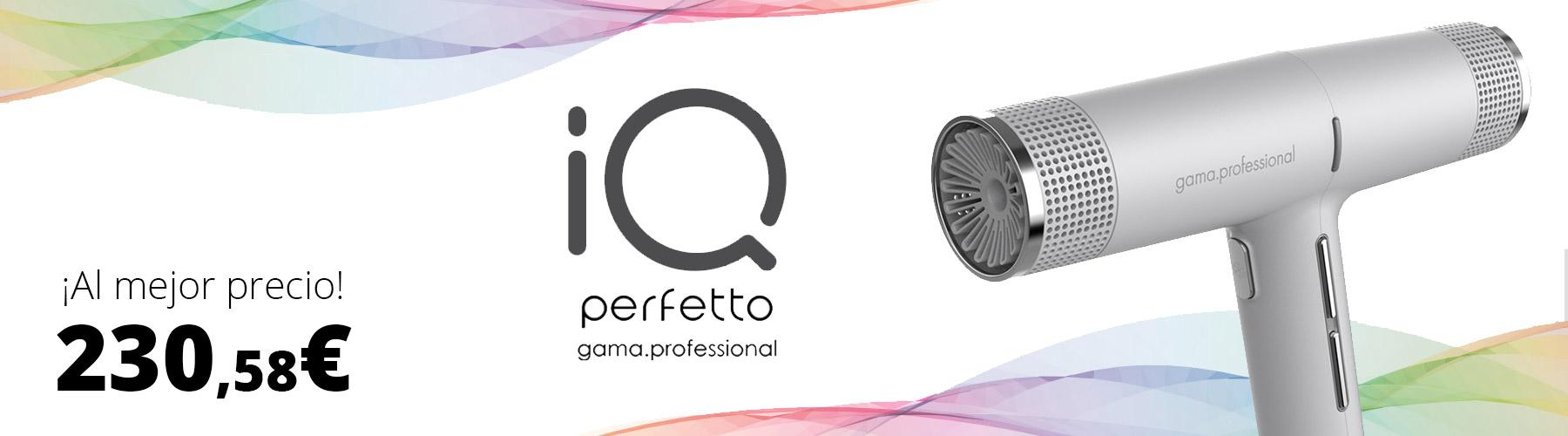 Nuevo secador IQ Gamma Perfetto